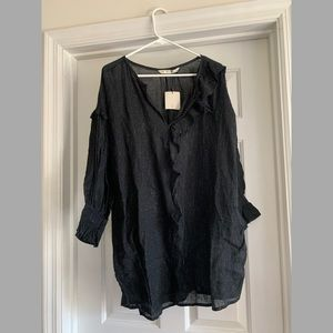 Zara basic collection tunic